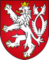 Small coat of arms of the Czech Republic2.png