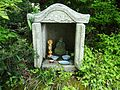 Small shrine at 1st peak of Mt. Nosaka.jpg