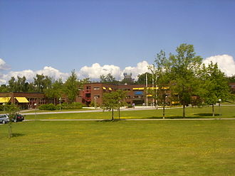 Swedish Meteorological and Hydrological Institute - SMHI campus in Norrköping