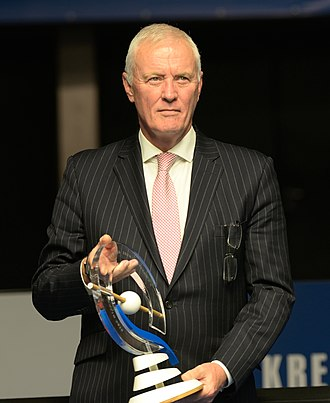 Barry Hearn - German Masters 2015