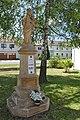 Socha Panny Marie na návsi, Luběnice, okres Olomouc.jpg