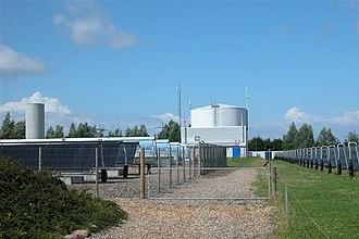Marstal - The world's largest solar heating park, Marstal