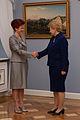 Solvitas Āboltiņas oficiālā vizītē Lietuvā (5348665115).jpg