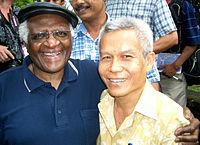 Sombath Somphone with Desmond Tutu.jpg