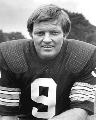 Sonny Jurgensen - Jurgensen around 1975
