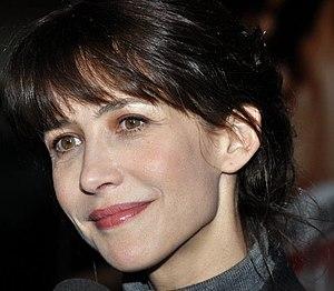 Sophie Marceau - Marceau at the premiere of Arrêtez-moi, 2013