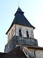 Sorges église clocher.JPG