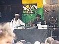 Soul II Soul feat MC Chickaboo, Lambeth Country Show 2010, Brockwell Park (4803779361).jpg
