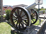 These two guns are well known amongst historians and others interested in the history of the Anglo-Boer war