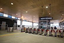 Warm springs south fremont station wikipedia for Mezzanine cost estimate