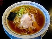 Shōyu (soy sauce) ramen