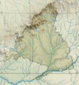 Spain Madrid relief map.png
