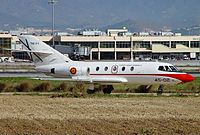 Spanish Air Force Dassault Falcon (Mystere) 20E.jpg