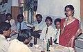 Speech of Sumethirai Sivagnanam, President, Advanced Level Students Union 1986, Vembadi Girls High School, Jaffna at Jaffna Central College.jpg