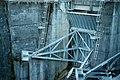 Spillway gate, Cougar Dam east of Eugene, OR. (10899627635).jpg