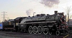 Spokane Portland and Seattle engine 700 idle.jpg
