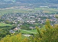 St-Pierre-d'Albigny vue du ciel.JPG