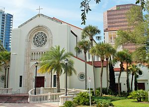 Roman Catholic Diocese of Orlando - St. James Cathedral