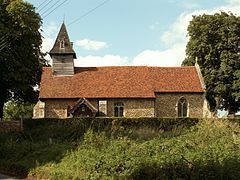 St. John the Baptist church, Little Yeldham, Essex - geograph.org.uk - 225894.jpg