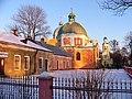 St. Lazarus Church and Hospital, Zhovkva. Церква Св. Лазаря і шпиталь, Жовква. Стан 2009р.jpg