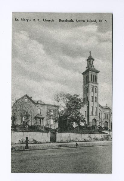 Rosebank Staten Island History