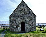 St Oran's Chapel and Reilig Odhrain burial ground