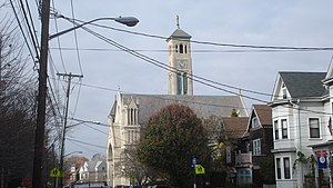 New Brighton, Staten Island - St. Peter's Church