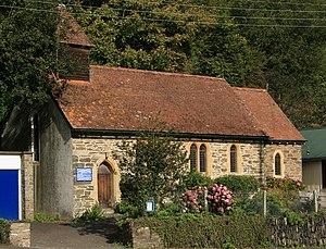 Barbrook - Image: St Bartholomew Church, Barbrook geograph.org.uk 1003231