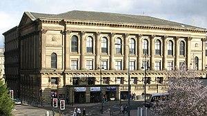 William Mawson - St George's Hall, Bradford