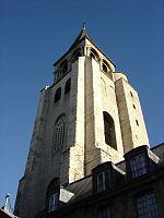 St Germain des Prés tour2