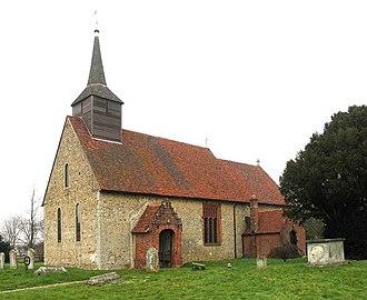 Faulkbourne - St Germanus, Faulkbourne