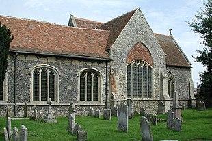 St Mary's church, Wingham