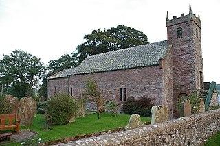 Sebergham village in United Kingdom