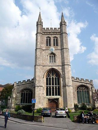 St Nicolas Church, Newbury - Image: St Nicholas, Newbury