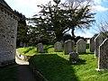 St Nicholas churchyard, Studland - geograph.org.uk - 732789.jpg