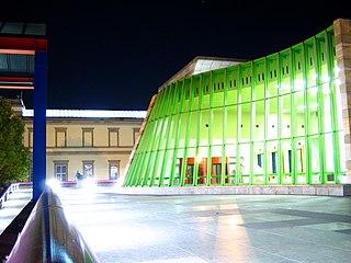 art museum in Stuttgart, Germany