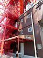 Stairway for Main Observatory of Tokyo Tower.JPG