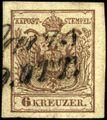 Stamp Austria 1854 6kr.jpg