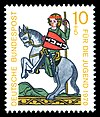 Stamps of Germany (BRD) 1970, MiNr 612.jpg