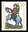 Stamps of Germany (BRD) 1970, MiNr 612.jpg