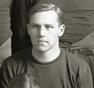 1924 All-Pro Team - Guard Stanley Muirhead