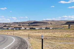 Wyoming State Penitentiary - Image: State Penitentiery, Rawlins Wyoming