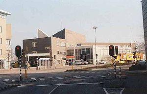 Heerlen railway station - Image: Station Heerlen voorkant