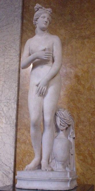Capitoline Venus - Image: Statue Of Venus