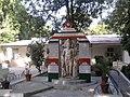 Statue of Brahma at Charutar Vidya Mandal, Vallabh Vidya Nagar, Gujarat.jpg