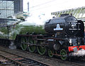 Steam locomotive 60163 Tornado Carlisle Cumbrian Mountain Tornado 10 Oct 2009 pic 4b.jpg