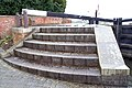 Steps at Beeston Lock - geograph.org.uk - 742187.jpg