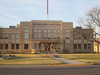 Sterling County, TX, Courthouse IMG 1405.JPG