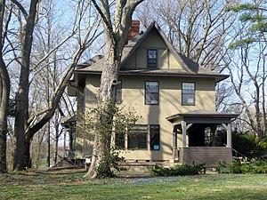 Adlai Stevenson II - Stevenson's boyhood home in Bloomington, IL
