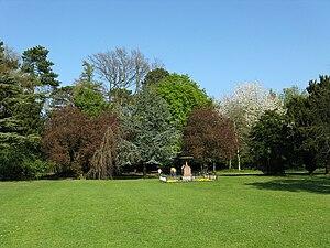 Stewart Park, Middlesbrough - Image: Stewart park arboretum 2 800
